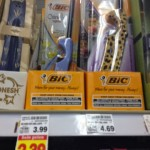 Cheap bic lighters at Kroger with $1/1 peelies