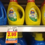 Kroger! Sweet deal on Tide!!!!!