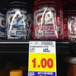 Gatorade on sale at Kroger