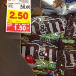 Kroger Mars Halloween Fun Size Candy $1 ea after sale and coupons thru10/14
