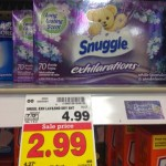 Cheap Snuggle at Kroger