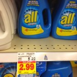 Free and Cheap All Laundry Soap at Kroger!!!