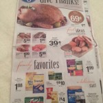 Kroger Ad Scan pre-Thanksgiving week November 19 – thru midnight, Thanksgiving Nov 27