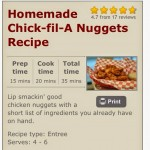 Home made Chick Fil-A with Kroger sale $1.99 boneless skinless chicken breasts!!!