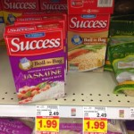 Success Rice on Sale at Kroger!!!