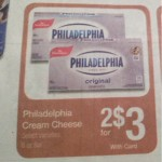 Philadelphia Cream Cheese on Sale at Kroger