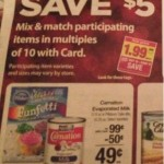 Sweet deal on Pillsbury Cake Mixes in Kroger's Mega starting 11/5!