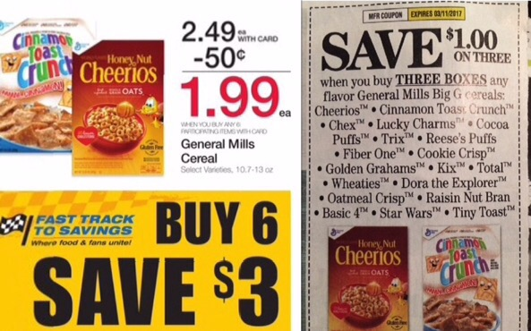 picture about General Mills Coupons Printable identify Kroger Mega 2/15-21 Seem to be for Collaborating Over-all Mills