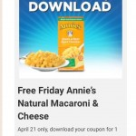 Kroger Free Friday Download 4/21!