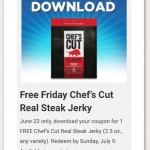 And this week's Kroger Free Friday Download is….