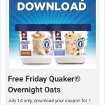 Kroger Free Friday Download July 14!