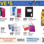 Kroger – Save $5 in School Supplies with E Coupon