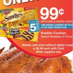 Kroger Keebler Cookies .99 Ea 11/4 With E Coupon Limit 5!