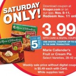 Kroger Saturday Download 11/11!