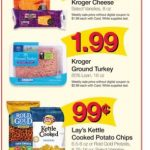 Kroger Deals 4/5-8 with E Coupons Only!