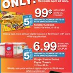 Kroger Download Deal for Saturday 4/28!!!