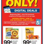 Kroger Digital Deals 6/22-23!