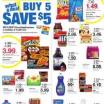 Kroger Mega AD 9/19-25! Buy 5 Save $5