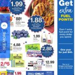 Kroger AD 7/3 – 7/9! Happy 4th of July AD!