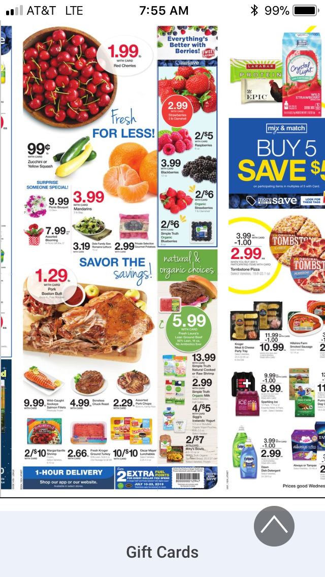 Kroger Coupon Queen - Page 2 of 220 - Saving you boatloads