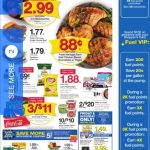 Kroger AD July 24 – 30 Back to School Deals, Digital Deals, Buy 4 Save $4
