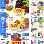 Kroger Ad 8/7 – 8/13 Buy 5 Save $5