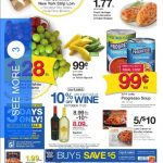Kroger AD 10/16 – 10/22! Buy 5 Save $5!