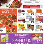 Kroger Thanksgiving AD 11/20 thru 11/28! My Kroger will be open on Thanksgiving!