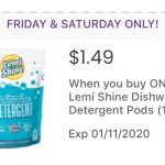 Kroger Friday & Saturday Download Deals!