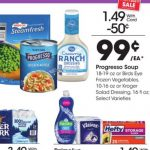 Kroger AD 1/8 – 1/14 Buy 6 Save $3