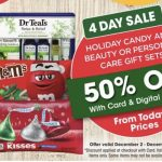 Kroger 50% off Candy and Gift Sets 12/2 thru 12/5 with E Coupon!